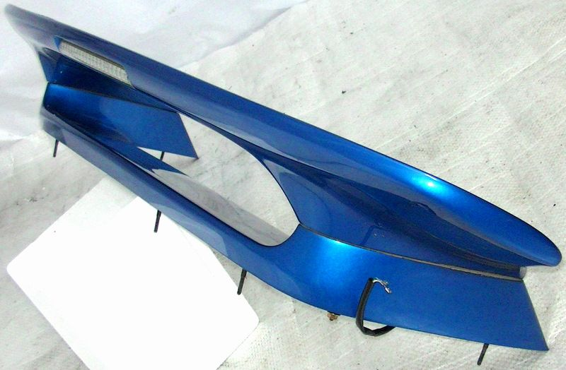 JDM Subaru Impreza GDB WRX 2-piece rear wing spoiler
