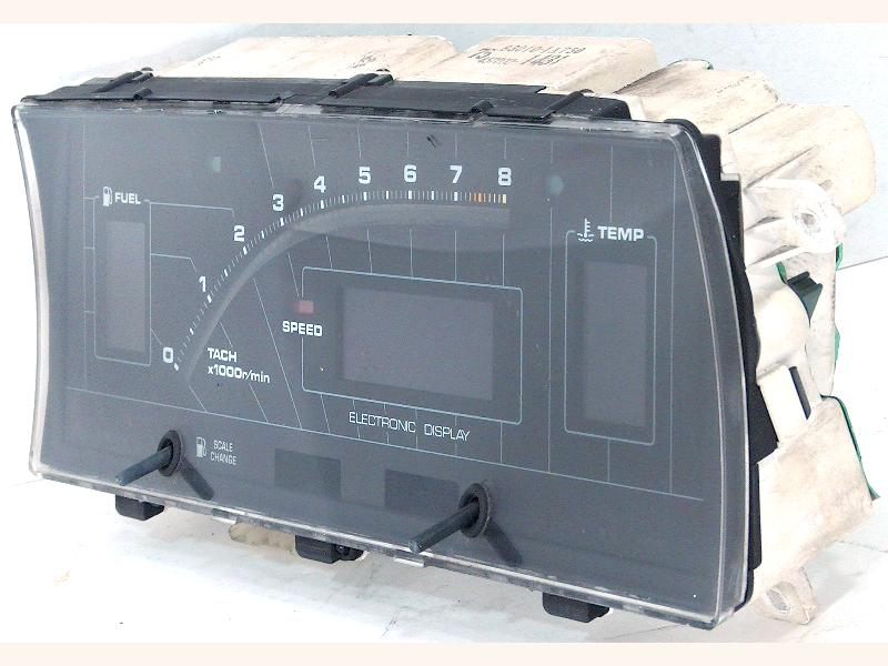 JDM OEM Toyota AE86 optional digital gauge cluster Trueno Levin