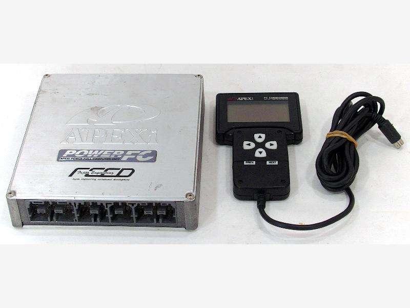 Apexi Power FC ECU + commander Mazda RX7 FD3S 4 13B-REW 95-98