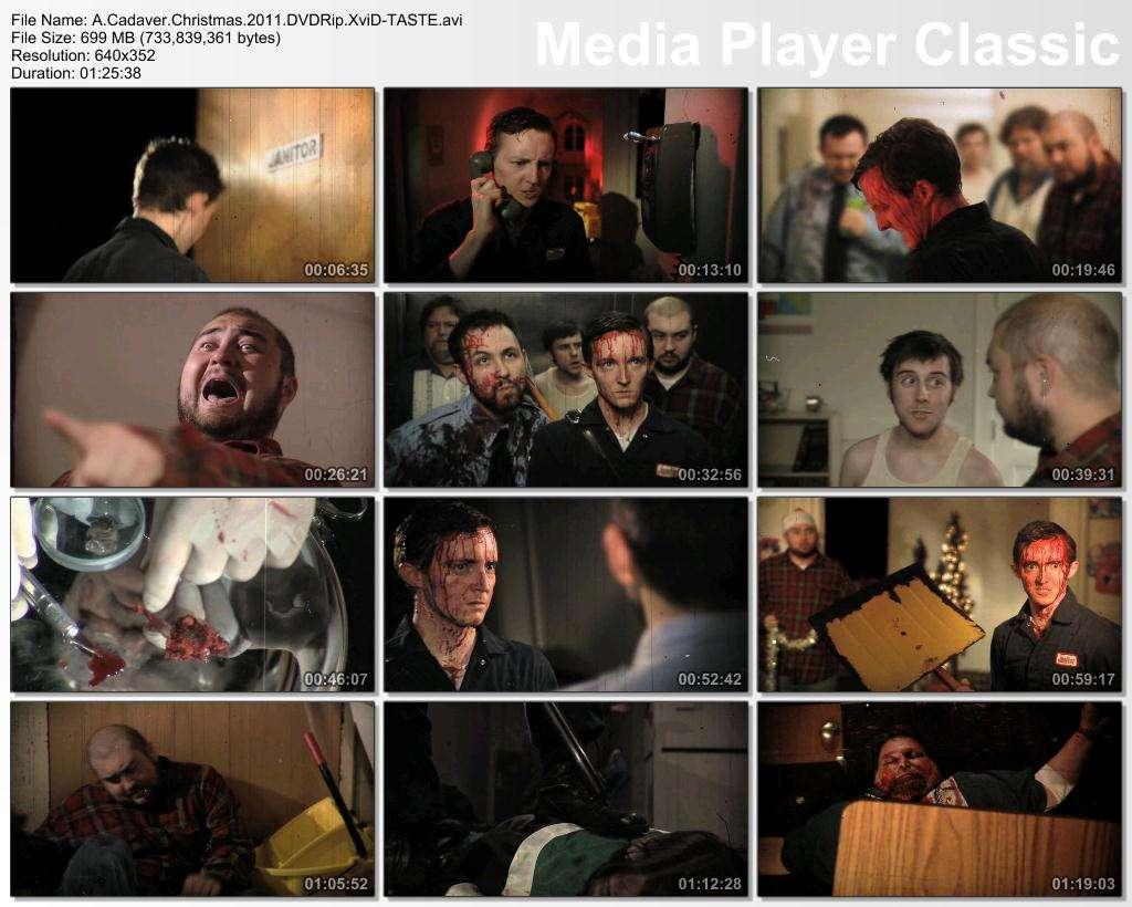 a cadaver christmas 2011 dvdrip xvid taste - A Cadaver Christmas