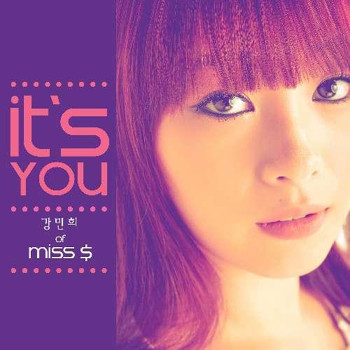 [Single] Kang Min Hee (Miss $) - It's You